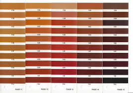 Leather Sofa Colours by Leather Colour Cards Leather Colourants Leather Repair Colour Kit