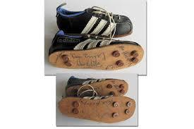 buy football boots germany cup 1954 mini adidas boots german autograhs mini football