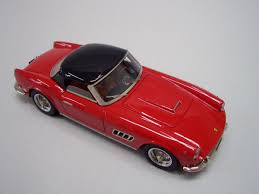 Ferrari California Gt 250 - ferrari 250 gt california spider straight light 1 43 mr