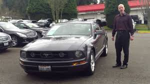 Black 2007 Mustang 2007 Ford Mustang Review In 3 Minutes You U0027ll Be An Expert On The