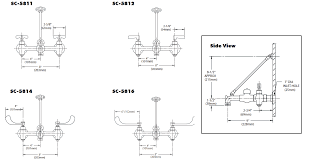 Speakman Faucet Parts Service Sink Faucets