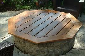 Firepit Lid Gas Pit Covers Metal Pit Lid Image For