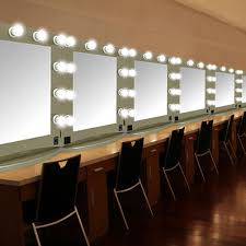 vanity mirror light hollywood makeup mirror wall mounted lighted