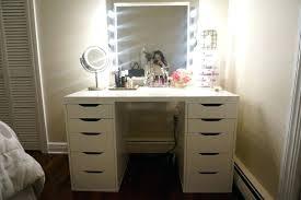 Bedroom Vanity Sets With Lighted Mirror Makeup Vanity Table With Lighted Mirror Australia Furniture