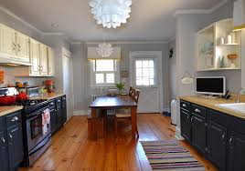 paint colors for kitchen with dark wood cabinets trendyexaminer