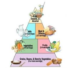 the diabetic food pyramid the diabetic friend
