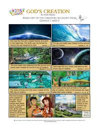 god u0027s creation comic by an christiancomics on deviantart