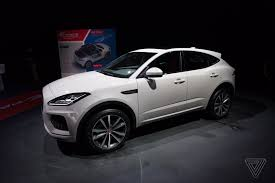 crossover cars jaguar reveals e pace the crossover suv for millennial couples