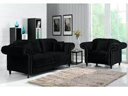 canape chesterfield noir canape velours noir autres choix coloris canape dangle brittish