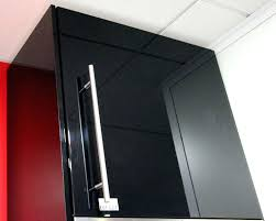 meuble haut cuisine noir laqué meuble haut cuisine noir laquac travelly me
