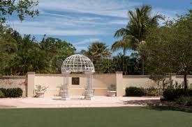 Largo Botanical Garden The Wedding Garden At Florida Botanical Gardens In Largo Florida