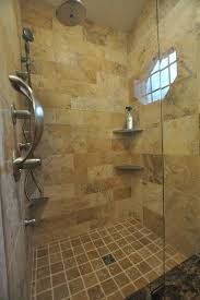 tuscan wave stone shower eclectic bathroom indianapolis by tuscan