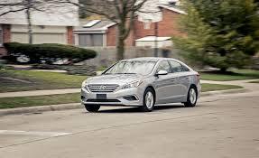 2017 hyundai sonata in depth model review car and driver