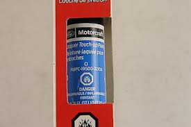 genuine oem ford touch up paint grabber blue paint code ci w