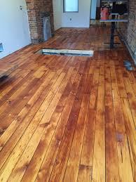 Log Cabin Floors by Sanding Ilove2sweat