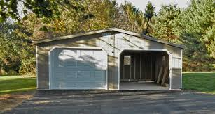 Two Car Garage With Apartment 100 Garages With Living Quarters Outdoor Pole Barn With