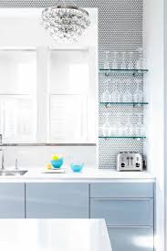 How To Install A Tile Backsplash In Kitchen by 30 Penny Tile Designs That Look Like A Million Bucks