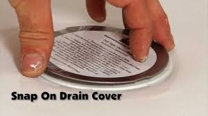 Bathtub Drain Strainer Cover by Bruco Easy Install Shower Drain How To Install A Shower Drain