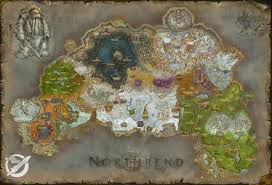 World Of Warcraft Map Northrend Full Composite Map Wotlkwiki Free Download