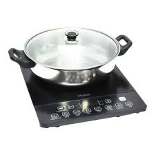 Induction Cooktop Cookware Haier Induction Cooker C21 H2108 With Free Cooking Pot Lazada