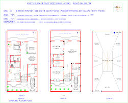 Site Plans For Houses House Plans For North Facing House Design And Planning Of Houses L