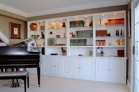 Kitchen Bookcases Cabinets Wall Units Glamorous Bookcase With Tv Shelf Modern Tv Stand Tv