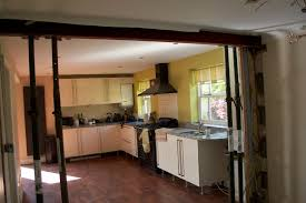 knock through kitchen dining room wall alliancemv com