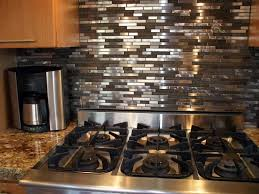 rock backsplash kitchen interior marvelous peel and stick kitchen backsplash for