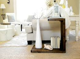 Diy Side Table Diy End Tables That Look Stylish And Unique