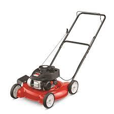 best push lawn mower amazon com