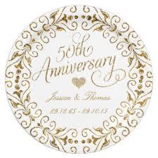 anniversary plates 50th anniversary custom wedding anniversary plates