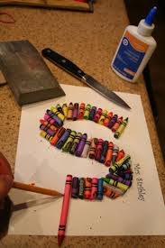 do you have broken crayons laying around here u0027s a good use for