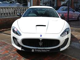 maserati london maserati granturismo mc stradale s surrey near london hampshire