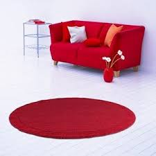 Round Red Rugs 41 Best Circular Rugs Images On Pinterest Circular Rugs Free Uk