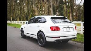 bentley all black all new suv new car black chrome bentley bentayga black rims