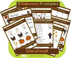 Fun Halloween Printables Kids Halloween Printables U2013 Fun For Halloween