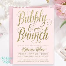 brunch invitation ideas bridal shower brunch invitations badbrya