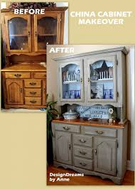 farmhouse china cabinet makeover china cabinets china and house