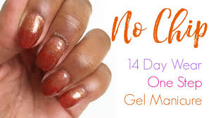 diy 14 day no chip gel manicure at home madam glam youtube