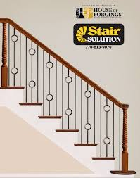 Iron Stairs Design Iron Balusters Stair Solution