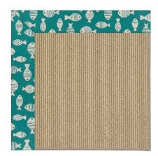 Capel Outdoor Rugs Creative Concepts By Capel In Sisal With Go Fish Border Rugs