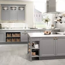 landhausküche grau gemütliche innenarchitektur gemütliches zuhause landhausküche