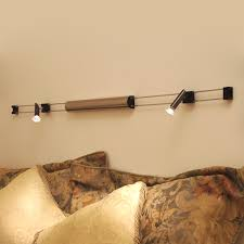 Cordless Lighting Fixtures Halcyon Times 801 Twinspot Cordless Reading Wall Sconce The Mine