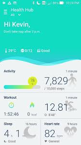 7 Steps And 70 Hours by Asus Zenfit Android Apps On Google Play
