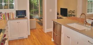 integrated kitchens kitchen transitional slate backsplash