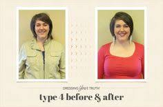 clean classic type 4 dressing your truth makeover dyt before