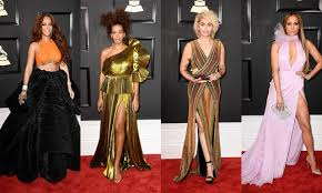 paris jackson grammy awards 2017 wallpapers nylon the 17 best dressed from tonight u0027s grammy awards