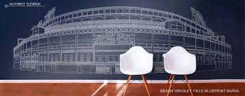 sports stadiums murals murals your way sports stadiums wall murals