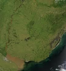 Map Of Uruguay Map Of Uruguay South America