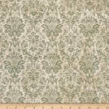 Wallflower Decor Tim Holtz Eclectic Elements Wallflower Faded Damask Teal